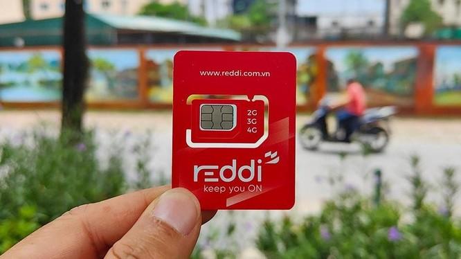 Reddi là nhà mạng di động ảo sử dụng hạ tầng của VNPT để cung cấp dịch vụ cho khách hàng (Ảnh: Internet)
