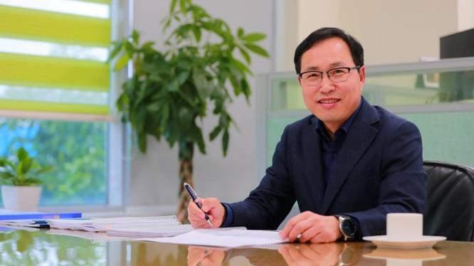 Ông Choi Joo Ho - Tổng giám đốc tổ hợp Samsung Việt Nam (Ảnh: Internet)