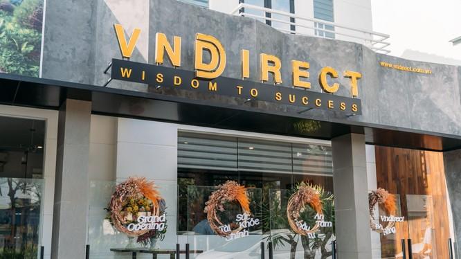 VNDirect muốn bán 5,9 triệu cổ phiếu quỹ, ước lãi 200 tỉ đồng (Nguồn: VND)