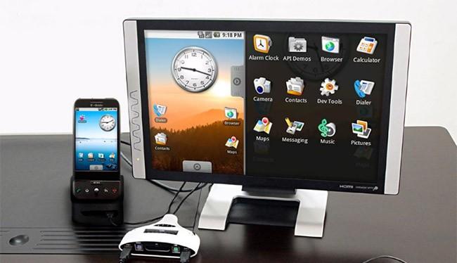 Chạy Android trên nền PC