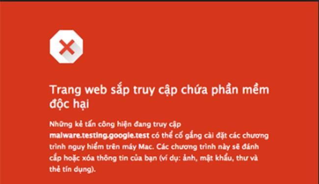 Google cho biết công cụ Safe Browsing của họ đang giữ cho 3 tỷ thiết bị an toàn hơn (ảnh: CNET)