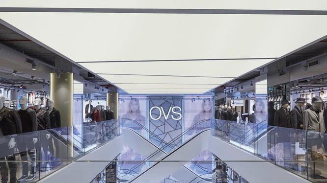 OVS – biểu tượng thời trang bình dân cho mọi người, mọi giới tính và độ tuổi tại Ý.