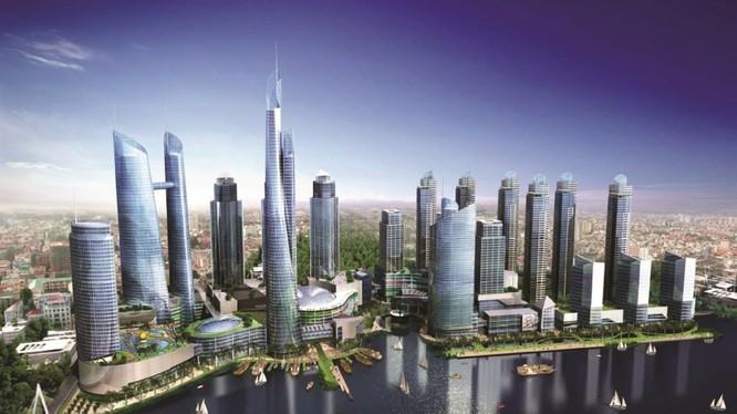Vinhomes được đánh giá là một trong những dự án tiêu biểu của thị trường BĐS