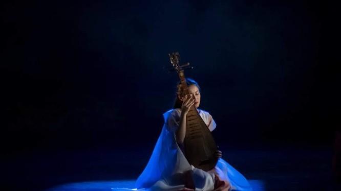 """Vở múa """"Truyện Kiều"""" đưa tác phẩm của đại thi hào Nguyễn Du lên sân khấu"""