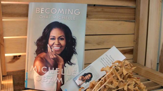 Becoming - Câu chuyện của Michelle Obama mang rất nhiều giá trị, gợi mở và truyền cảm hứng cho độc giả