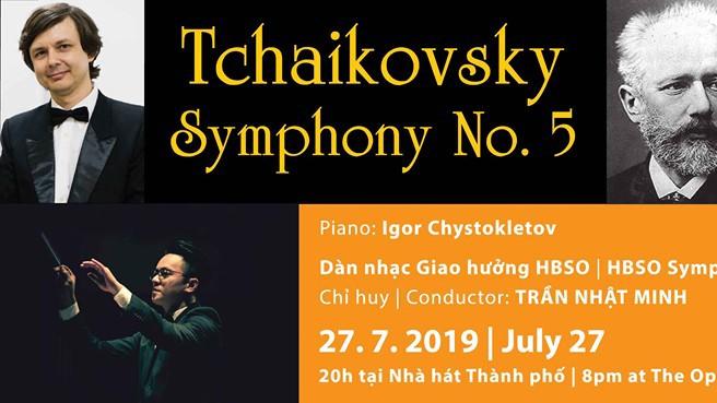 Buổi hòa nhạc các tác phẩm âm nhạc Nga sẽ được chỉ huy bởi nhạc trưởng Trần Nhật Minh