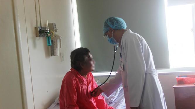 Bệnh nhân đã được cứu sống nhờ ca ghép tim thành công