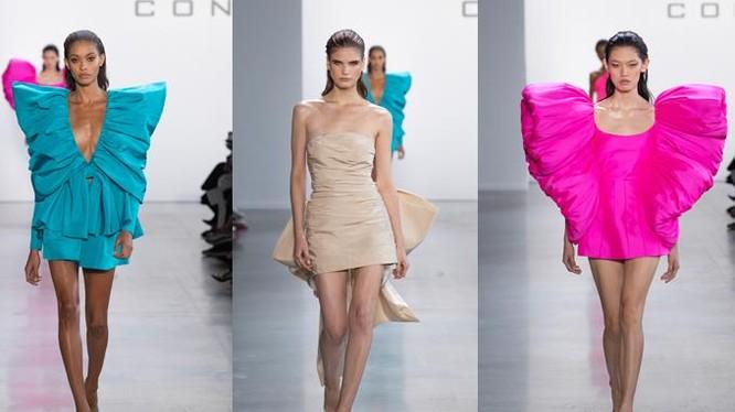 Nhà thiết kế thời trang cao cấp Nguyễn Công Trí liên tục mang Việt Nam ra thế giới