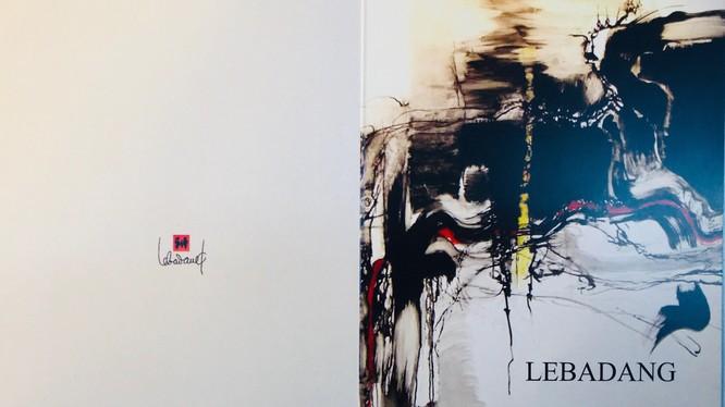 Triển lãm trưng bày hàng trăm tác phẩm và hình ảnh tác phẩm của cố họa sĩ Lê Bá Đảng