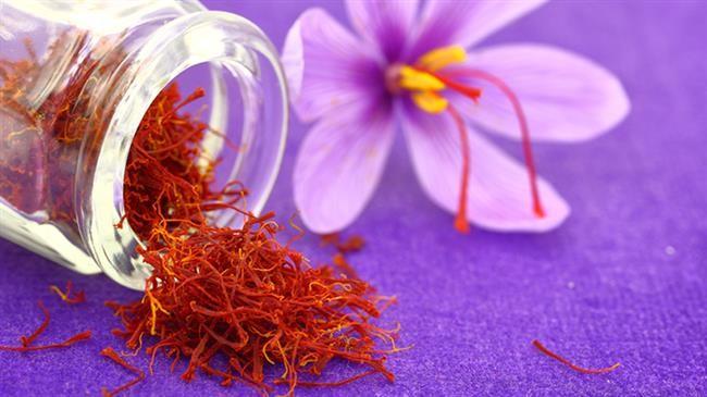Gia vị làm từ nhụy hoa nghệ tây được gọi là Saffron