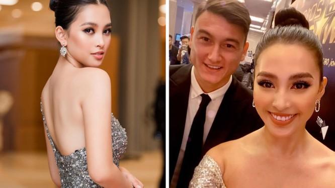 Ảnh trên trang cá nhân của Hoa hậu Trần Tiểu Vy