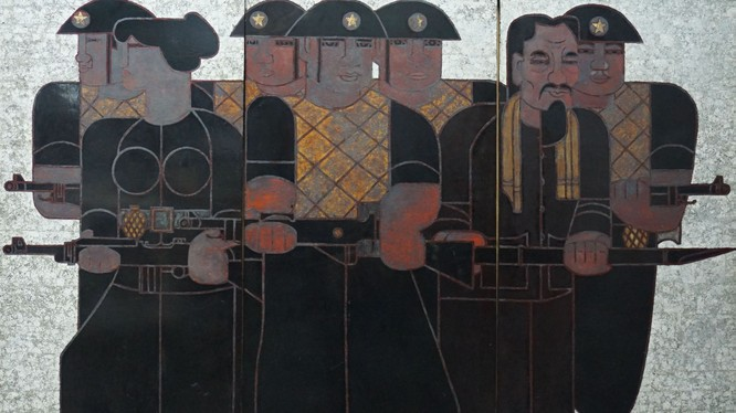 Từ nhân dân mà ra, Quang Thọ, sáng tác năm 1980