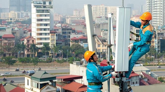 Nhà mạng lớn nhất Việt Nam tuyên bố tự phát triển mạng 5G (Ảnh: Viettel)