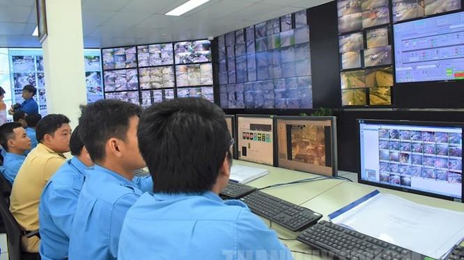 Trung tâm điều hành giao thông thông minh TPHCM. Ảnh: thanhuytphcm.vn