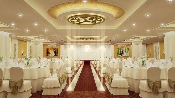 Bộ y tế vừa ra thông báo khẩn tìm hàng ngàn người đã đến 3 Nhà hàng tiệc cưới (Ảnh: Glorious)