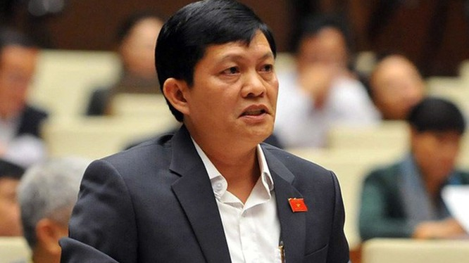 Đại biểu Phạm Phú Quốc, đoàn ĐBQH TP.HCM. (Ảnh: Trung tâm báo chí Quốc hội)