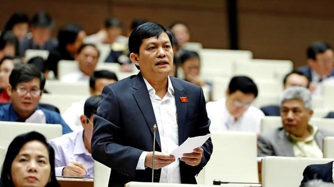 Quốc hội đã tiến hành thủ tục bãi nhiệm đại biểu Quốc hội đối với ông Phạm Phú Quốc (Ảnh: VNN)