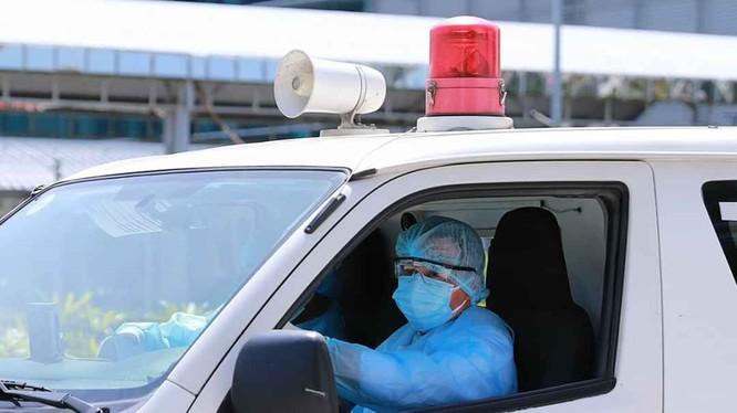TP.HCM tăng mức độ cảnh báo khẩn cấp vì có ca lây nhiễm COVID-19 trong cộng đồng (Ảnh: Bộ Y tế)