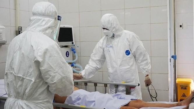 BN1440 đã nhận tới 9 lần kết quả xét nghiệm dương tính với SARS-CoV-2 (Ảnh: BYT)