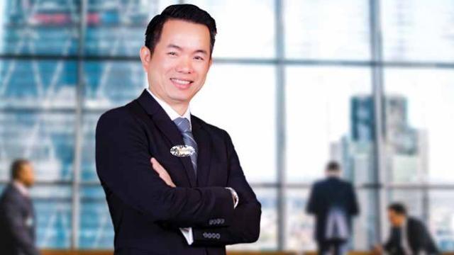 Ông Phạm Nhật Vinh – Tổng Giám đốc Công ty Nguyễn Kim (Ảnh: CSĐT)