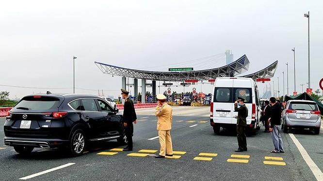 Từ 6h ngày 8/2, Quảng Ninh tạm dừng hoạt động kinh doanh vận tải khách công cộng liên tỉnh (đường bộ, đường thuỷ, đường nội địa) - Ảnh ND