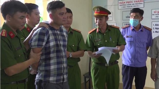 Tại họp báo sáng nay 18/4, Công an TP.HCM chính thức thông tin vụ bắt youtuber Lê Chí Thành (Ảnh: CAHS)