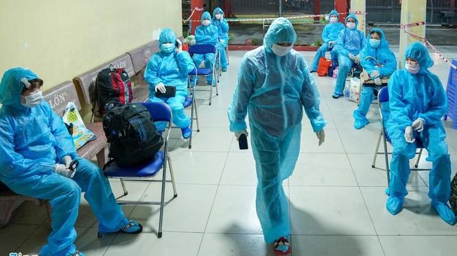 """TP.HCM phát hiện 1 """"ổ dịch"""" mới, đã phát hiện 9 ca nhiễm, trên địa bàn quận Bình Tân (Ảnh: Zing)"""