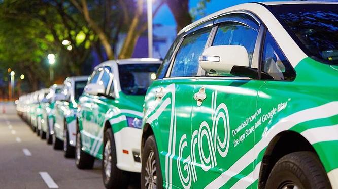 Xe chạy dịch vụ Grab sẽ không phải gắn mào