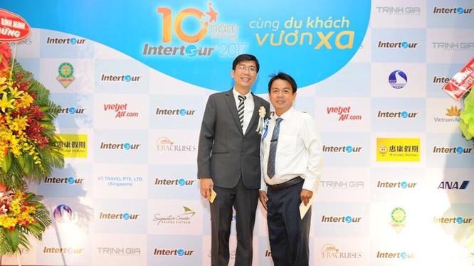 Intertour đang là điểm sáng về ứng dụng công nghệ cung cấp các dịch vụ du lịch lữ hành tại thành phố Hồ Chí Minh