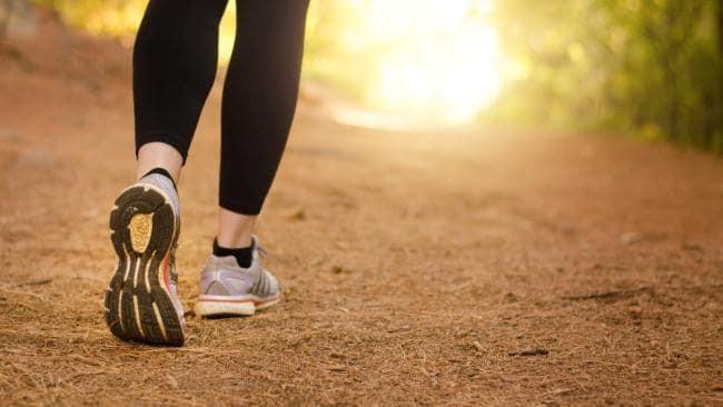 Chỉ đi bộ 10 phút mỗi ngày cũng giúp cơ thể khỏe mạnh hơn nhiều lần.