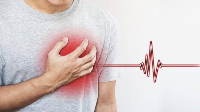 Người mắc bệnh suy tim (ảnh minh họa)