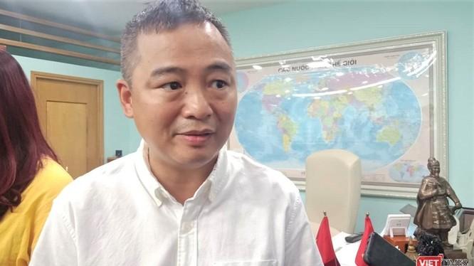 PGS.TS. Nguyễn Lân Hiếu - Giám đốc Bệnh viện Đại học Y Hà Nội, chuyên gia hàng đầu về bệnh tim mạch tại Việt Nam.