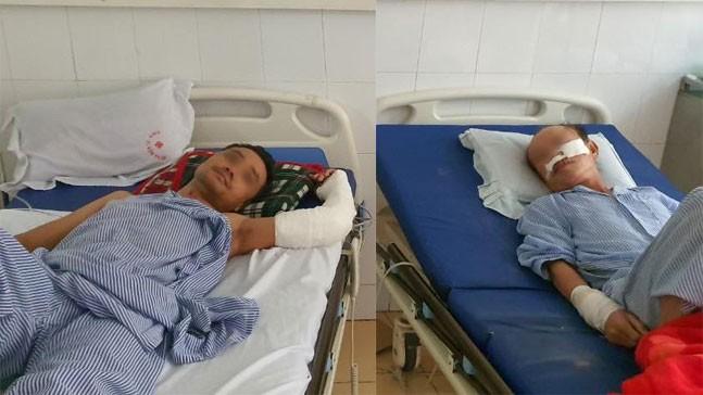 2 bệnh nhân đang điều trị tại Bệnh viện 198.