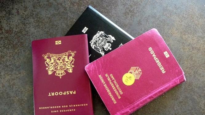 Hộ chiếu Australia (Ảnh minh họa)