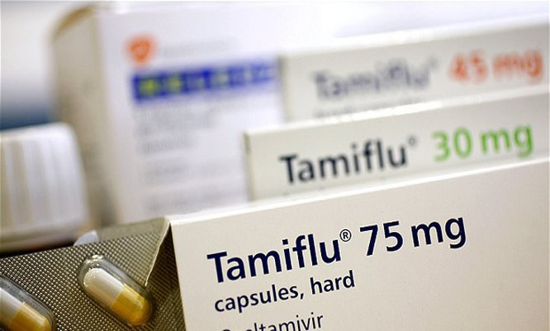 Thuốc Tamiflu (Ảnh: Internet)