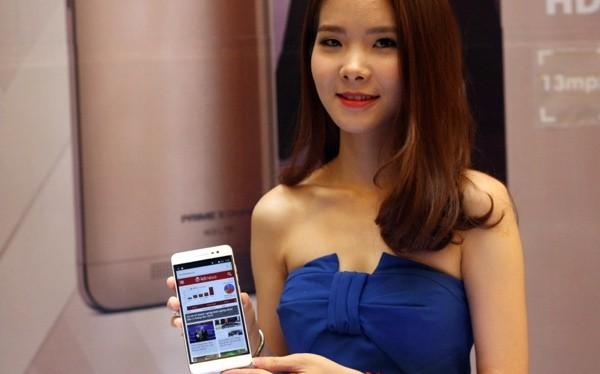 Prime X Max là smartphone lá cờ đầu trong dịp ra mắt này của Mobiistar. Cách nay một năm, hãng đã giới thiệu dòng Kim với 3 smartphone được đặt tên Prime.