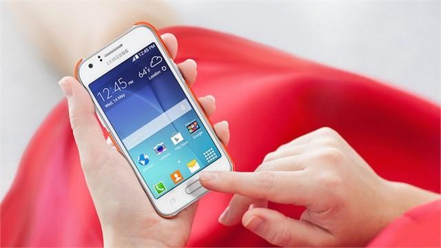 Samsung ra mắt smartphone giá rẻ Galaxy J1 2016