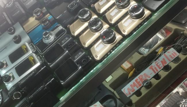 La liệt các loại camera