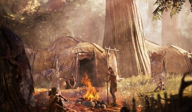 Far Cry Primal thách game thủ qua đêm trong hang động