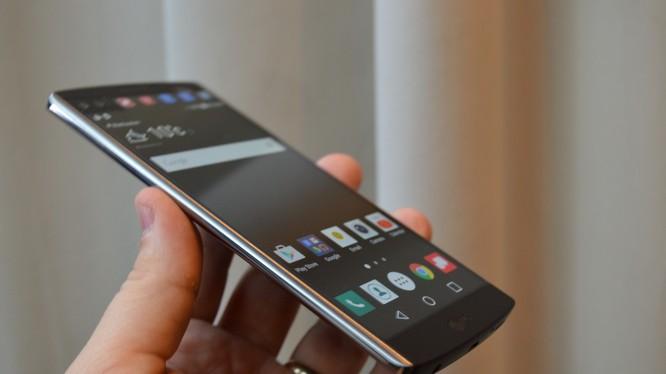 Video: Cận cảnh bản dựng smartphone LG G5