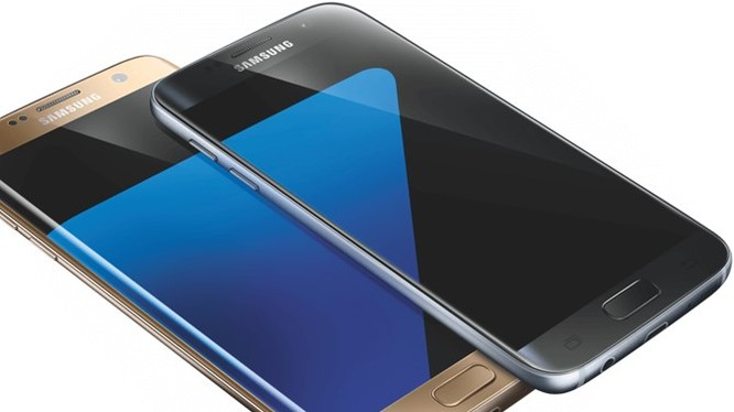Samsung Galaxy S7 và S7 edge lộ 'nguyên hình'