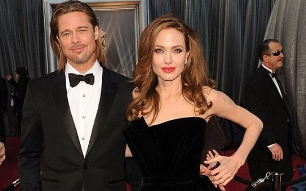 Công an đã tới nhà Brad Pitt và Angelina Jolie khi có thông tin có người đột nhập.