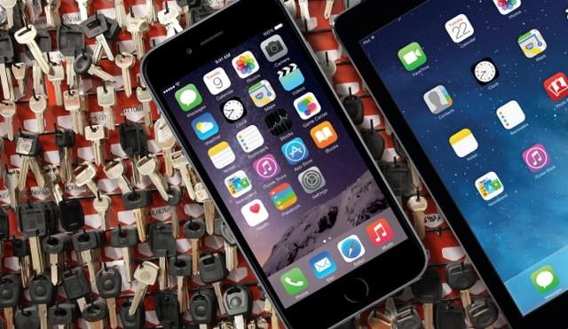 5 cách tốt nhất để quản lí mật khẩu trên iPhone, iPad