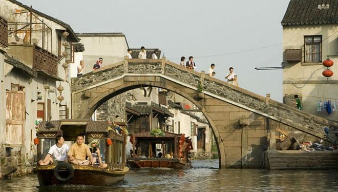 Trung Quốc: Du khách đến Dương Châu tăng kỷ lục
