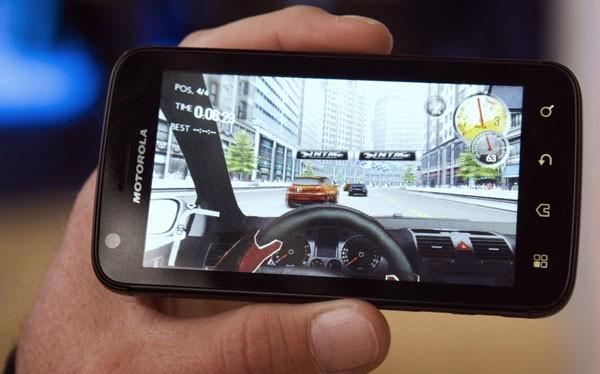 Top smartphone chơi game có cảm biến vân tay giá rẻ