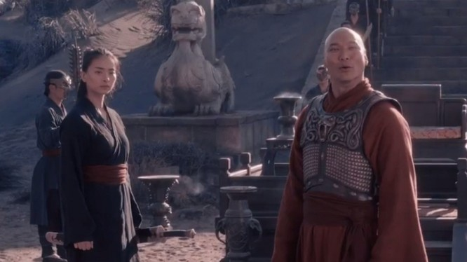 """Ngô Thanh Vân trong trailer """"Ngọa hổ tàng long 2"""""""