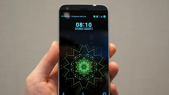 Cận cảnh LG G5: Chuẩn mới của smartphone cao cấp