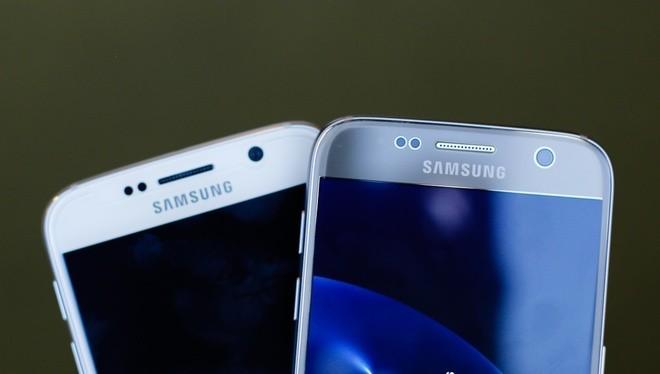 Video cận cảnh Samsung Galaxy S7: Lưng cong, cấu hình tối tân