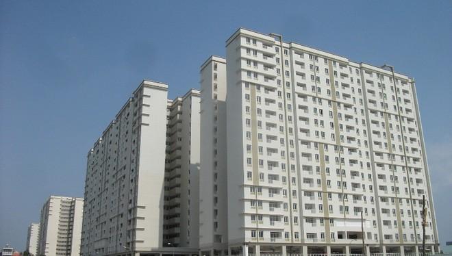 Cận cảnh khu tái định cư đồ sộ và sang trọng bậc nhất TPHCM