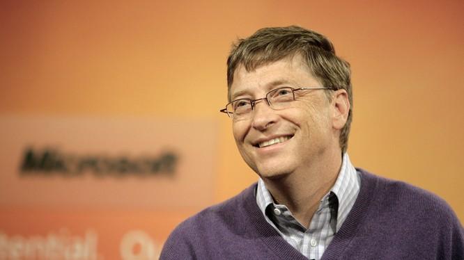 Bill Gates vừa tóm tắt lịch sử nhân loại bằng 1 câu nói